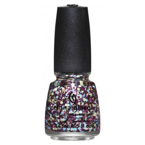 CHINA GLAZE לק לציפורניים - Suprise Collection - I'm A Go Glitter