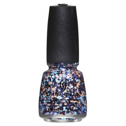 CHINA GLAZE לק לציפורניים - Suprise Collection - Glitter Up