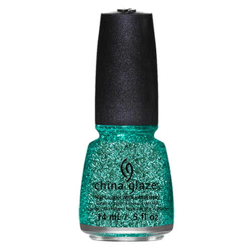 CHINA GLAZE Nail Lacquer - Twinkle - Pine-Ing For Glitter | HODIVA SHOP