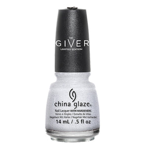 CHINA GLAZE The Giver Collection - Limited Edition - The Outer Edge (DC)