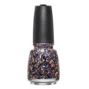 CHINA GLAZE Nail Lacquer - Ghouls Night Out Collection - Ghostess With The Mostess