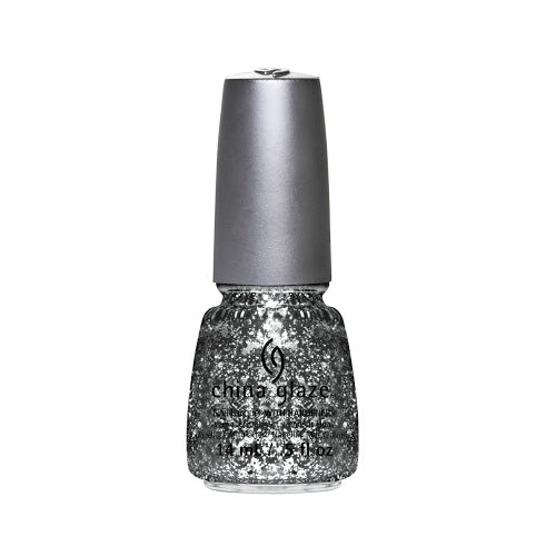 CHINA GLAZE לק לציפורניים - Glitz Bitz ׳n Pieces Collection - Gltz'n Pieces
