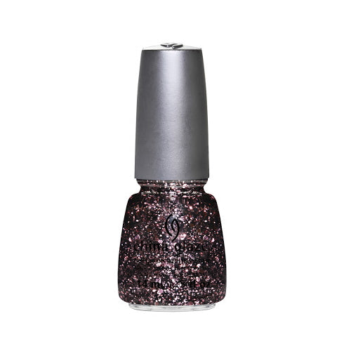 CHINA GLAZE לק לציפורניים - Glitz Bitz ׳n Pieces Collection - Razzle Me Dazzle Me