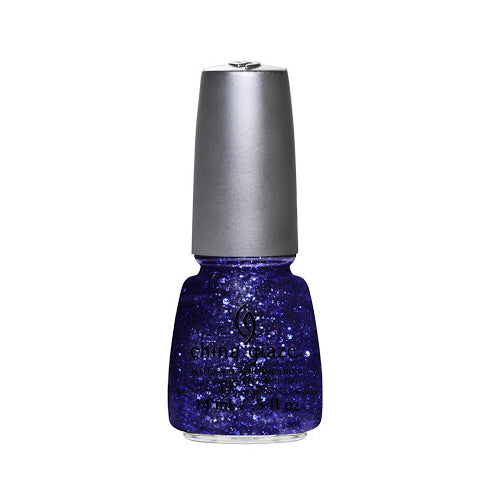 CHINA GLAZE לק לציפורניים - Glitz Bitz ׳n Pieces Collection - Bling It On