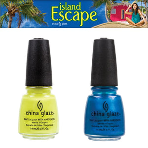 CHINA GLAZE Nail Lacquer - Island Escape | HODIVA SHOP