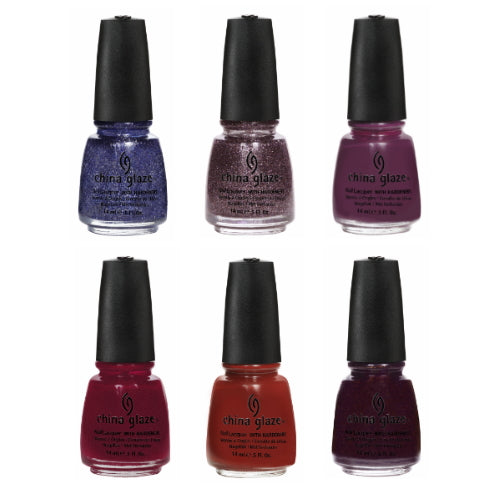 CHINA GLAZE Nail Lacquer - Metro Collection | HODIVA SHOP