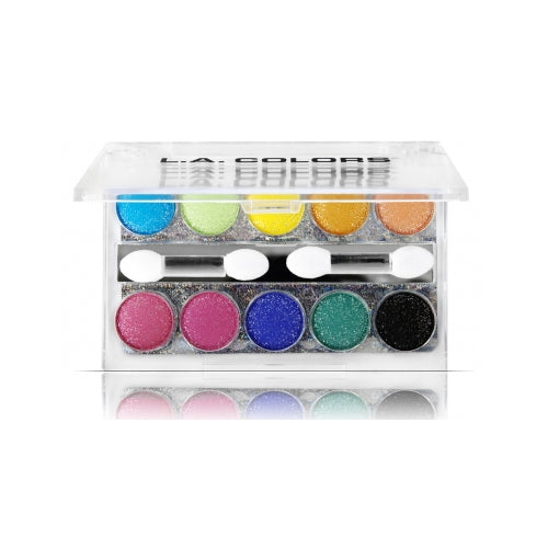 L.A. COLORS Glitterling Starlet Eyeshadow | HODIVA SHOP