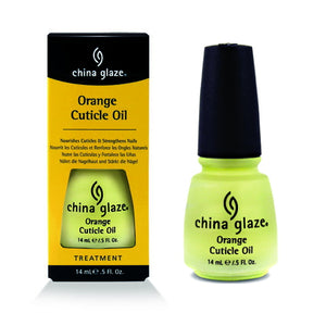 CHINA GLAZE Orange Cuticle Oil - CGT908 | HODIVA SHOP
