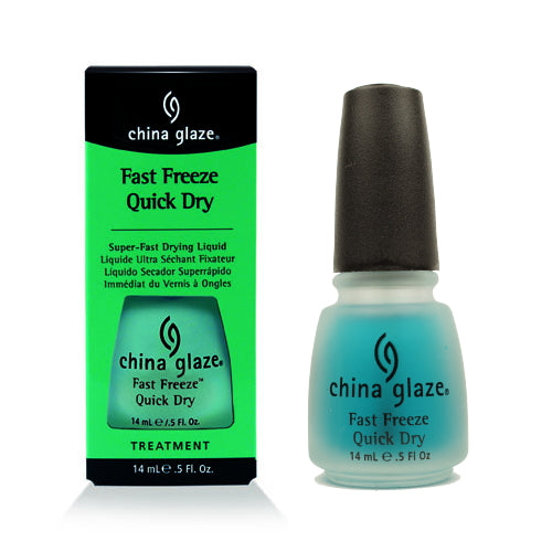 CHINA GLAZE Fast Freeze Quick Dry - CGT911 | HODIVA SHOP