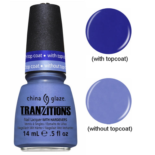CHINA GLAZE לק לציפורניים - Tranzitions - Modify Me