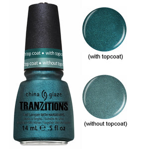 CHINA GLAZE לק לציפורניים - Tranzitions - Altered Reality | HODIVA SHOP