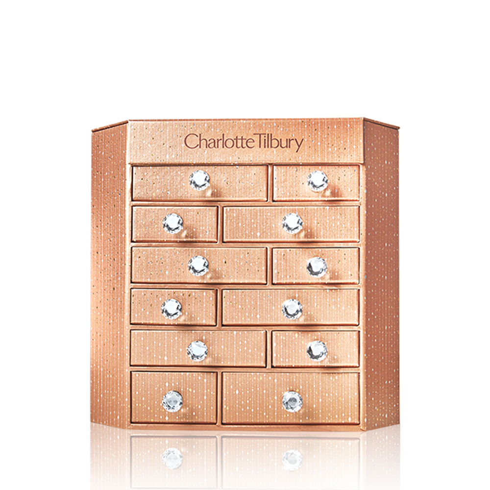 Charlotte Tilbury CHARLOTTE'S BEJEWELLED CHEST OF BEAUTY TREASURES | HODIVA LUX