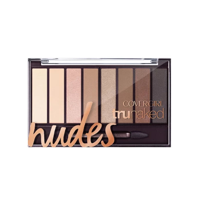 COVERGIRL TruNaked Eye Shadow Palettes | HODIVA SHOP