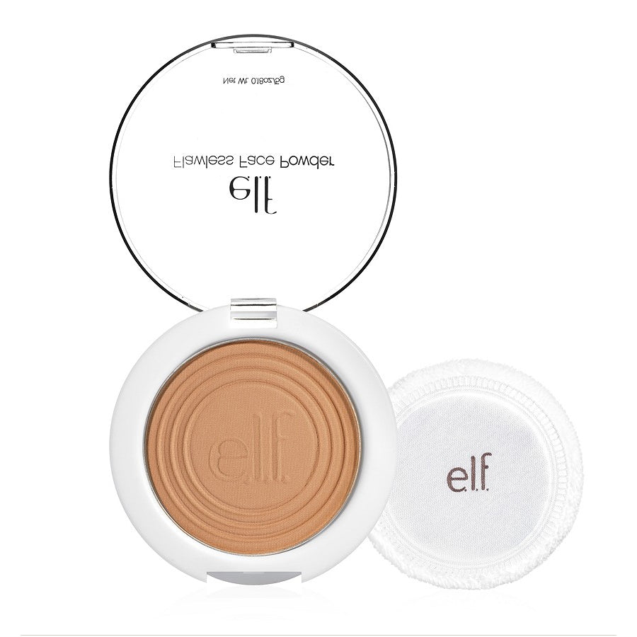 e.l.f. Essential Flawless פודרה דחוסה - Light Beige