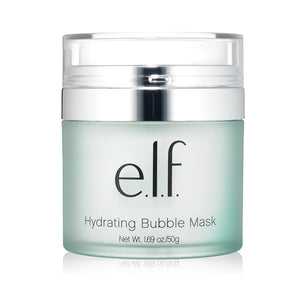 e.l.f. Hydrating Bubble Mask | HODIVA SHOP