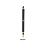 e.l.f. Shadow & Liner Duo Stix - Brown | HODIVA SHOP
