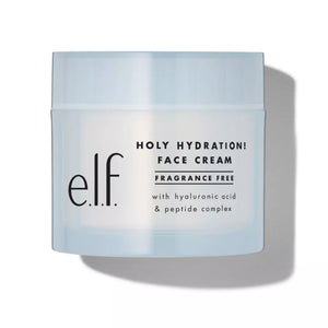 e.l.f. Holy Hydration! Face Cream - Fragrance Free | HODIVA SHOP