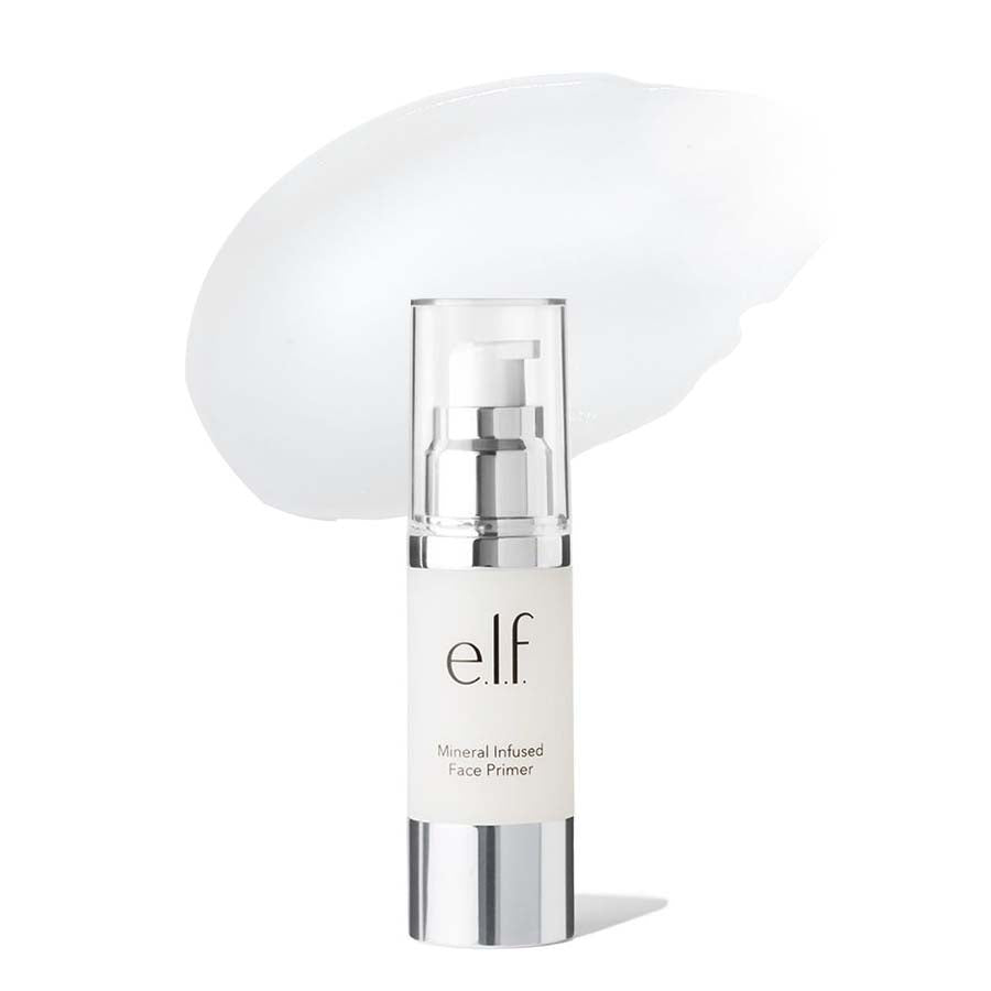 e.l.f. Mineral Infused Face Primer Large - Clear | HODIVA SHOP