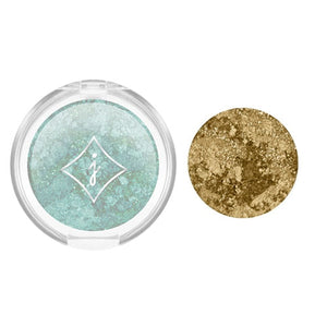 JORDANA Eye Glitz צללית קרם גליטרית - Gold Gleam | HODIVA SHOP