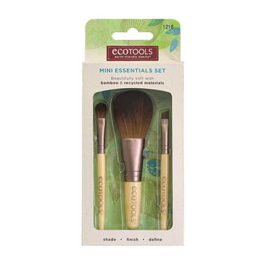 EcoTools Mini Essentials Set - 3 Piece Mini Set