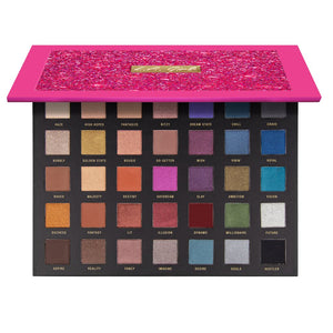 L.A. GIRL Reverie Holiday Collection - 35 Color Eyeshadow Palette | HODIVA SHOP