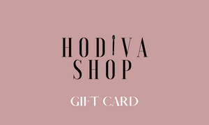 HODIVA SHOP Gift Card - כרטיס שי