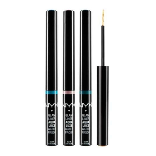 NYX Glam Liner Aqua Luxe Collection | HODIVA SHOP