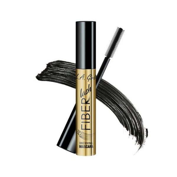L.A. GIRL Fiber Lash Mascara - Intense Black