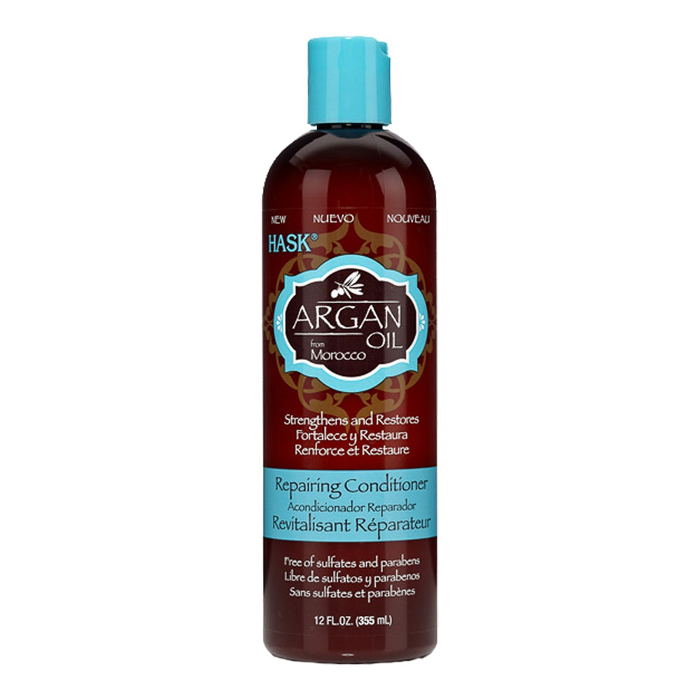 HASK Argan Oil Repairing Conditioner, 12 oz | HODIVA SHOP