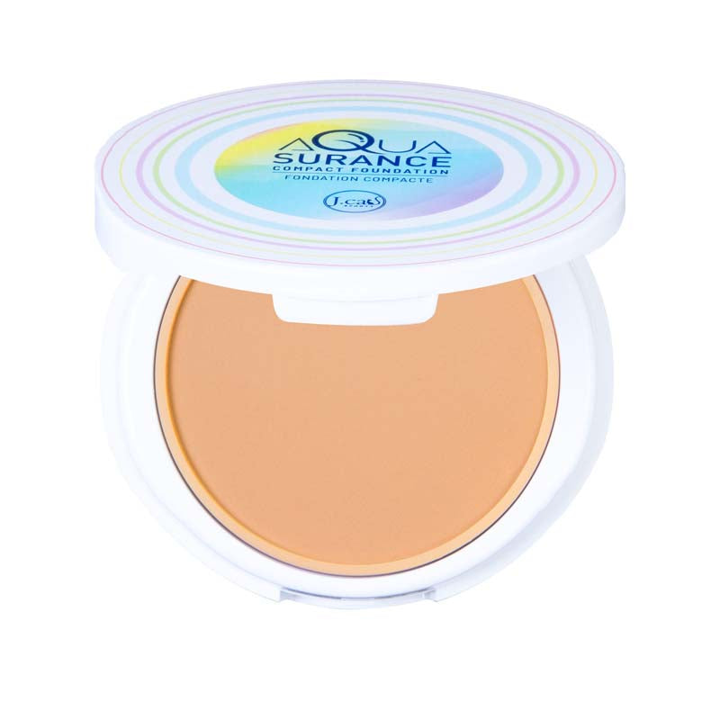 J. CAT BEAUTY Aquasurance Compact Foundation | HODIVA SHOP