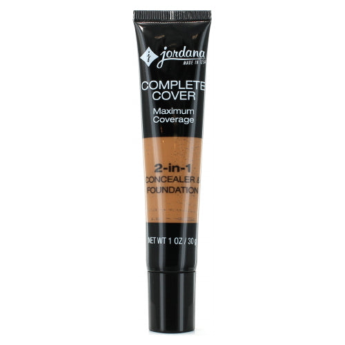 JORDANA Complete Cover 2-in-1 Concealer & Foundation | HODIVA SHOP