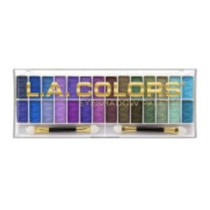L.A. COLORS 28 Color Eyeshadow Palette - Beverly Hills | HODIVA SHOP