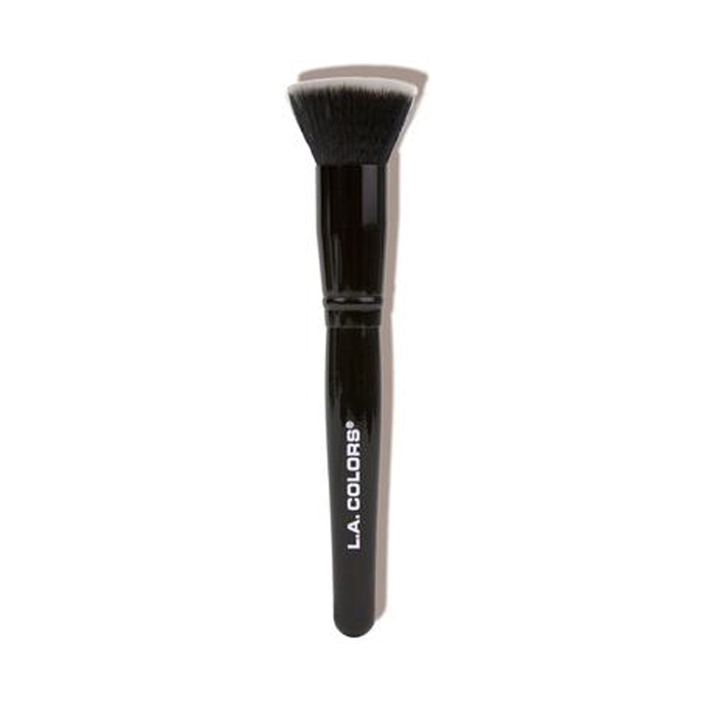 L.A. COLORS Cosmetic Brush - Flat Kabuki Brush