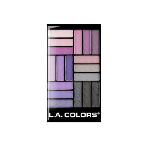 L.A. COLORS פלטת 18 צלליות | HODIVA SHOP