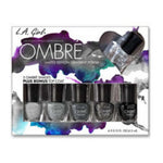 L.A. GIRL Ombre Limited Edition Gradient Polish Set - Midnite