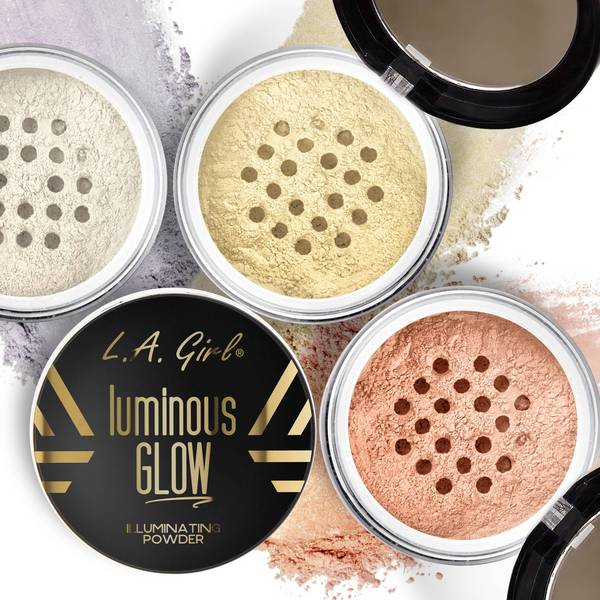 L.A. GIRL Luminous Glow Illuminating Powder | HODIVA SHOP