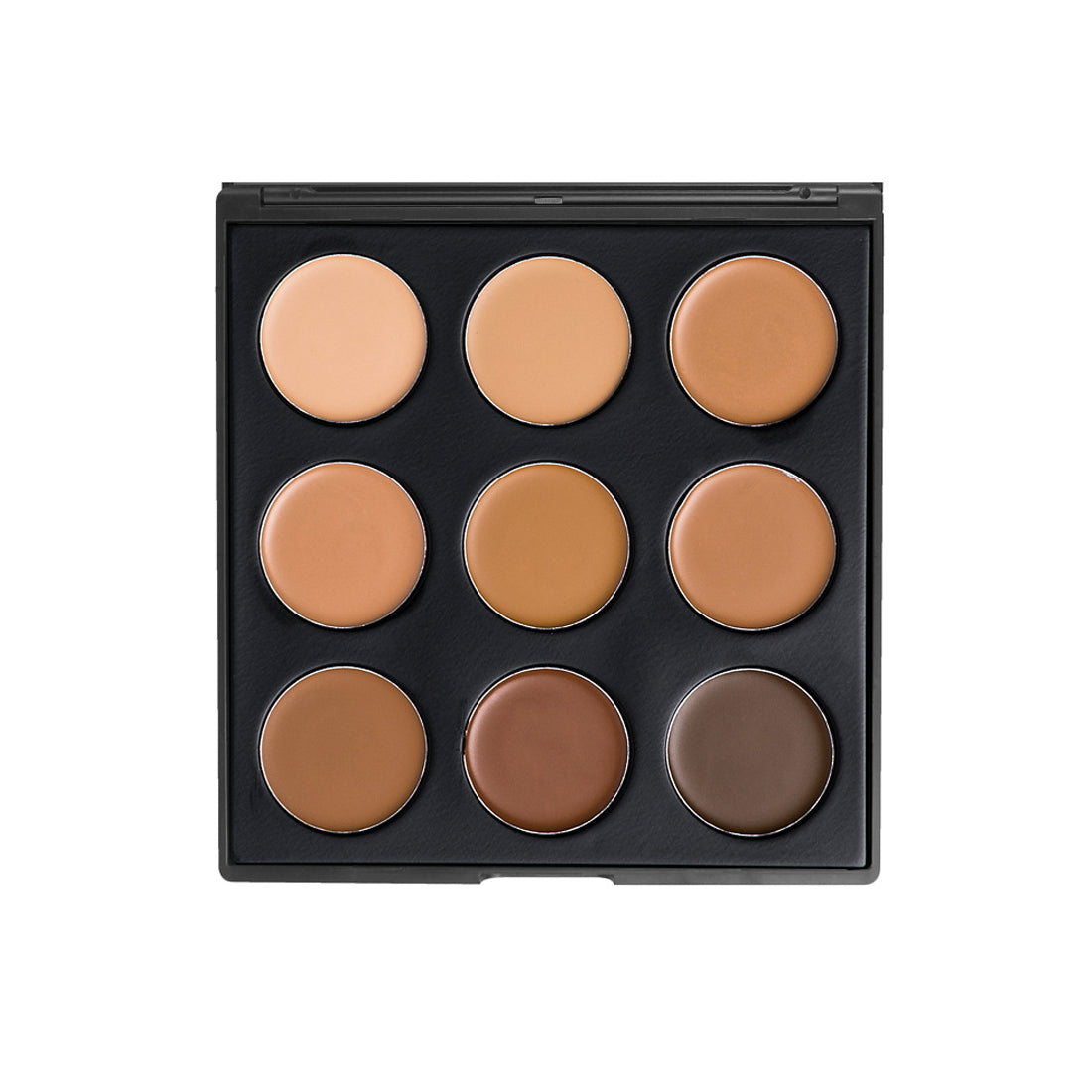 MORPHE BRUSHES Color Warm Foundation Palette | HODIVA SHOP