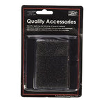 Mehron Stipple Sponge Applicator (Carded) - Black