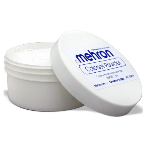 mehron Colorset Powder - Translucent