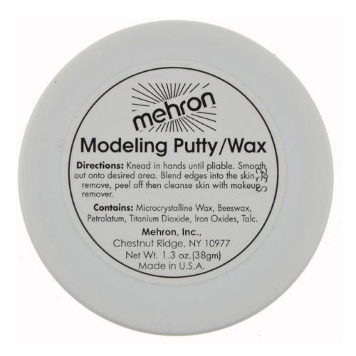 mehron Modeling Putty / Wax | HODIVA SHOP