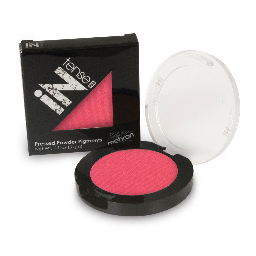mehron Intense Pro Pressed Pigment - Hot Pink | HODIVA SHOP
