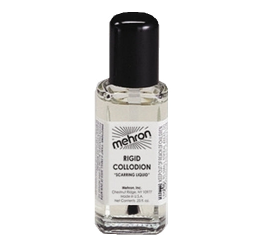 mehron Rigid Collodion Scarring Liquid - Clear | HODIVA SHOP