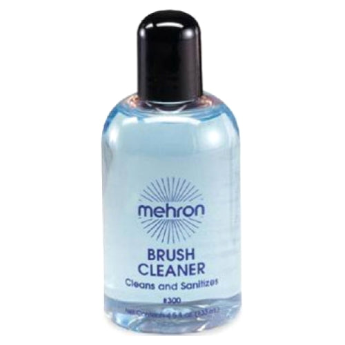 mehron Brush Cleaner Treatment - Clear | HODIVA SHOP