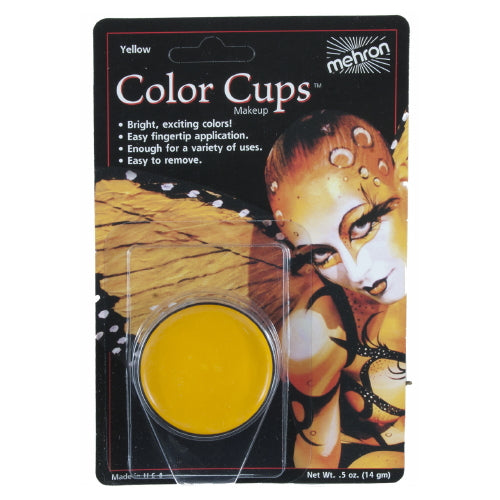 mehron Color Cups Face and Body Paint
