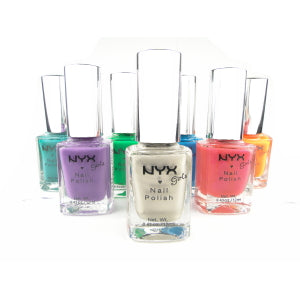 NYX Girls Nail Polish 2