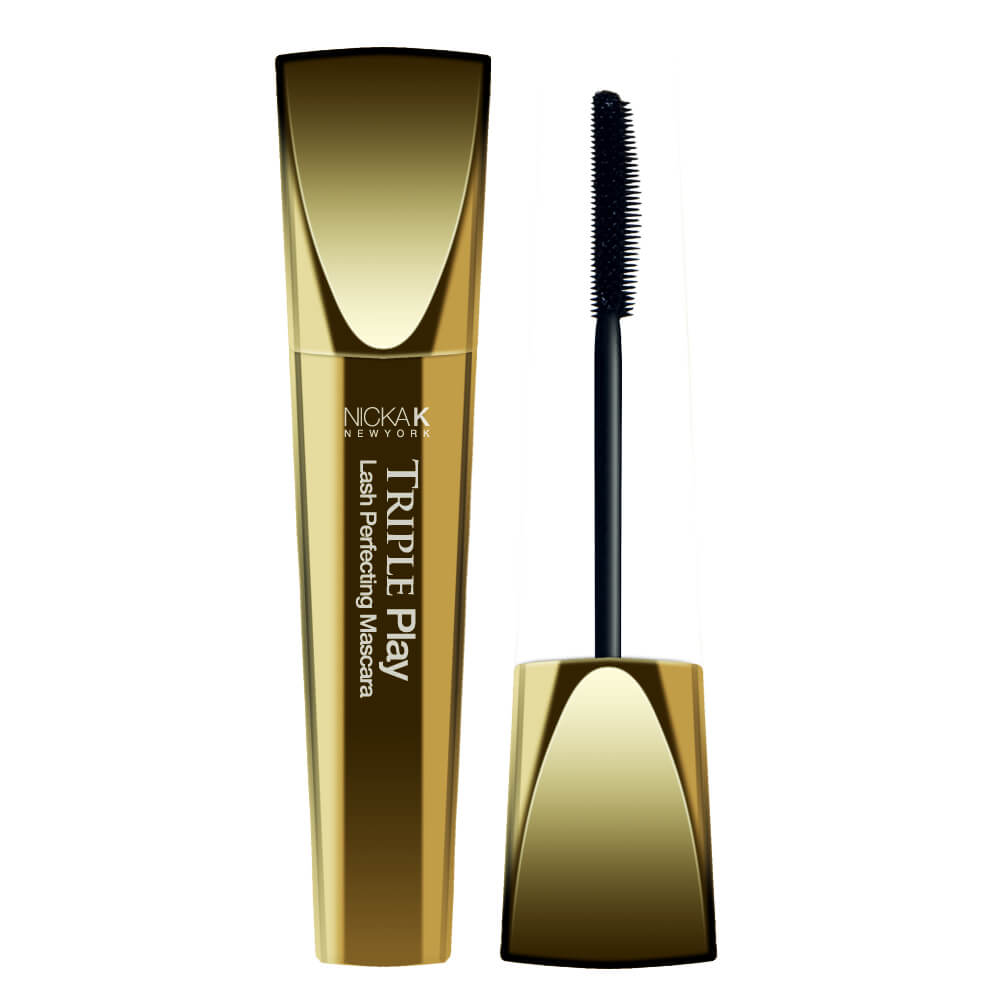 NICKA K Triple Play Mascara
