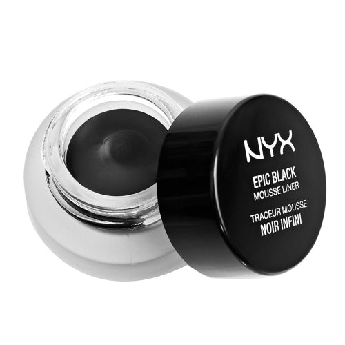 NYX Epic Black Mousse Liner | HODIVA SHOP