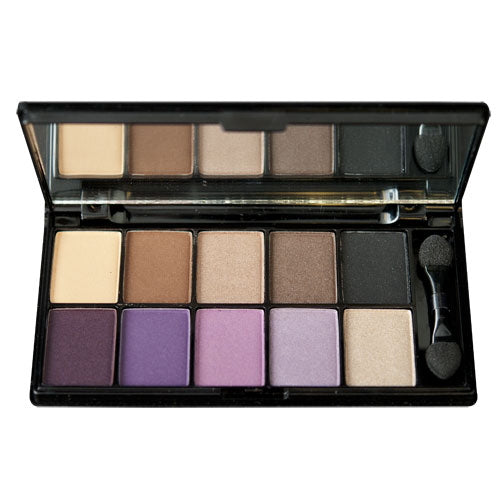 NYX 10 Color Eye Shadow Palette