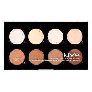 NYX Hightlight & Contour Pro Palette | HODIVA SHOP