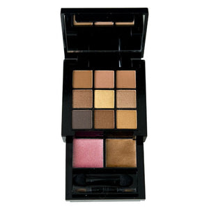 NYX S109B Bronze Smokey Look Kit - NXS109B | HODIVA SHOP